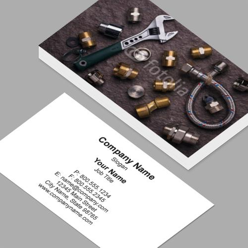 Graduation Business Cards Standard Horizontal Customizable